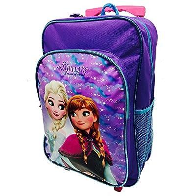 Disney Frozen Mochila Trolley de Lujo, Multicolor por Disney