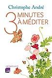 Trois minutes à méditer - Format Kindle - 9791095438342 - 13,99 €