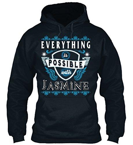 n / Herren / Unisex von Teespring | Originelles Outfit für jeden Anlass und lustige Geschenksidee - Jasmine - Alles ist möglich (Erwachsene Jasmins Outfit)