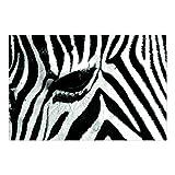 Papier peint intissé-Zebra Crossing-mural large