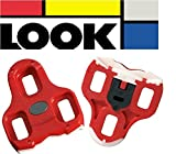 Look Kéo Standard Pedalplatten (Paar) (rot)