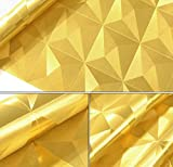Decke Tapeten 3D 3D-Hotel Wohnzimmer Schlafzimmer europäischen Tapeten Golden