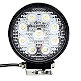Best Lights For Bikes - Tufkote Flood Beam Auxiliary LED Lamp for Cars Review
