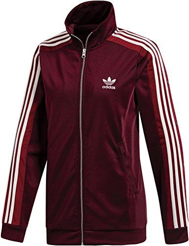 Adidas Adibreak TT–Jacke, Damen, Rot ( 38 granatrot