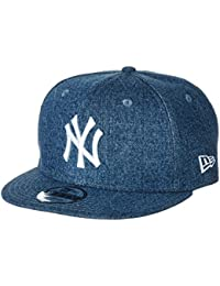 New Era Unisex Denim Essential Snap Neyyan Lry Kappe