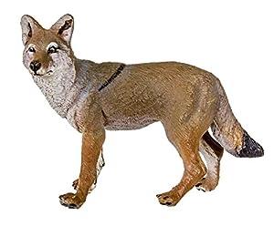 Safari S227229 Wild North American Wildlife Coyote Miniatura