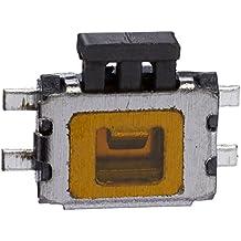 20 Piezas 5 x 4 x1,6 millimeter 4 pin Mini pulsador SMD tacto interruptor táctil montaje superficial