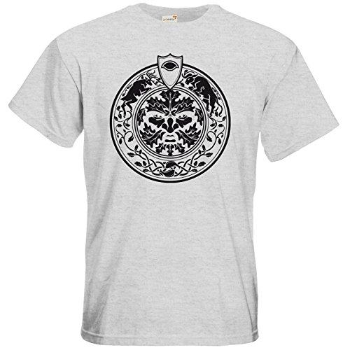 getshirts - Das Schwarze Auge - T-Shirt - Die streitenden Königreiche - Coversymbol Ash