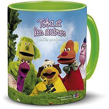 La Sucrerie - Paris Tasse céramique My Mug - Toba et les autres de L'île aux enfants collector