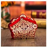 Gift Laser Cut Candy Box Wedding Chocolate Christmas Box Baby Shower Favors Dragee Event Party Supplies B