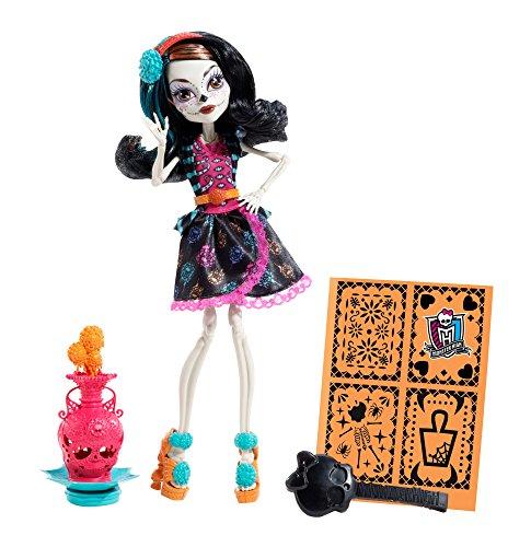 Monster High - BDF14 - Skelita Calaveras Art Class