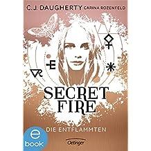 Secret Fire. Die Entflammten: Band 1 (German Edition)
