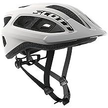"'Scott casco Mountain Bike Bicicleta de Casco Supra "", primavera/verano, hombre, color Weiß, tamaño talla única"