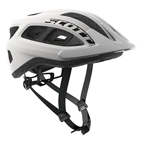Scott Supra MTB Fahrrad Helm Gr. 54-61cm weiß 2018