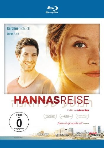 Hanna's Journey (2013) ( Hannas Reise ) (Blu-Ray)