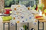 Spektakuläre Tischdecke für Biertisch / Bierzeltgarnitur / Festzeltgarnitur