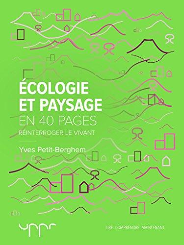 Ecologie et paysage par Yves Petit-Berghem
