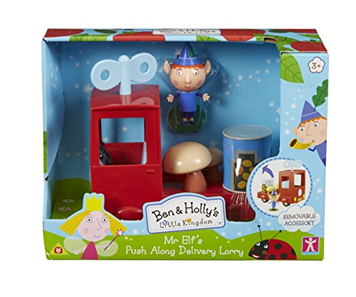Ben-and-Holly-Mr-Elfs-Delivery-Lorry
