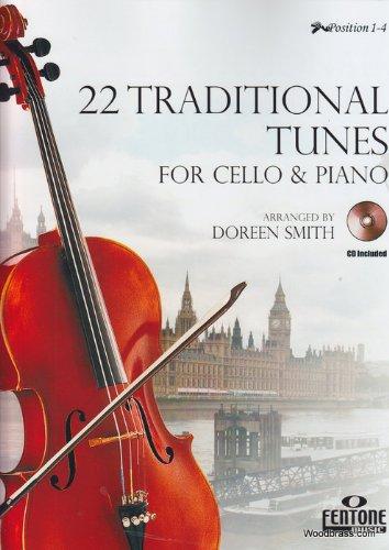 fentone-music-22-traditional-tunes-violoncelle-et-piano-cd-klassische-noten-cello