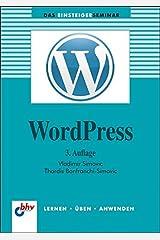 WordPress (bhv Einsteigerseminar) Broschiert