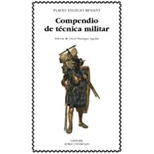 Compendio de técnica militar (Letras Universales, Band 338)
