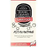 Astaxanthine 100% naturelle avec lutéine et vit. E - 120 gélules
