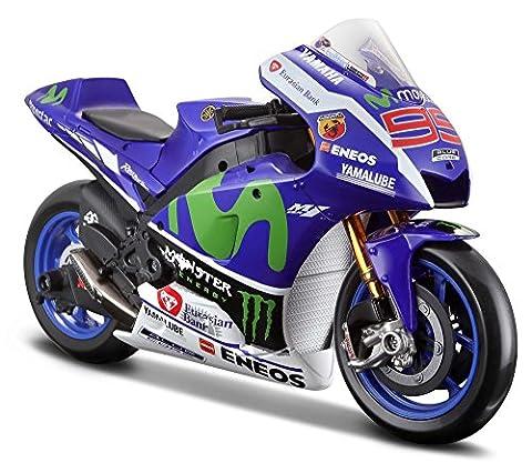 Yamaha #46 Valentino Rossi, Moto GP 2016, Maisto Motorrad Modell 1:10
