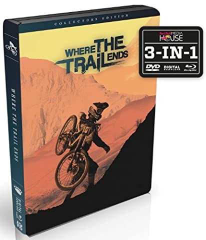 Where The Trail Ends MTB DVD + Blu-ray + Digital Download (3 in 1 Combo Pack)