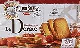 Mulino Bianco Fette Biscottate Le Dorate - 630 gr