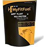 Myfitfuel Plant Pea Protein Isolate 1 Kg (Unflavored)