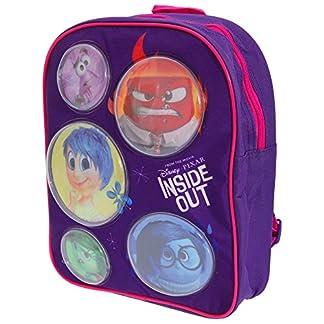 Disney – Mochila oficial de Inside Out (Del revés) para niños