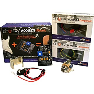 GRAPHTECH GHOST - ACOUSTI-PHONIC PREAMP KIT