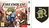 3DS Fire Emblem Echoes: Shadows of Valentia + Parches de tela