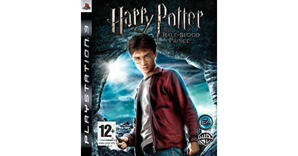 Harry Potter And The Half Blood Prince Ps3 Amazoncouk Pc