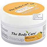 The body care lemon gentle exfoliating scrub 250g