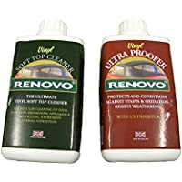 Renovo REN-KIT11 Double Cleaning Kit includes Vinyl Cleaner and Proofer, 500 ml preiswert