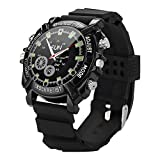 Spy Mini Cam Waterproof Hidden Wrist Watch Camera Video Recorder DVR Camcorder Webcam