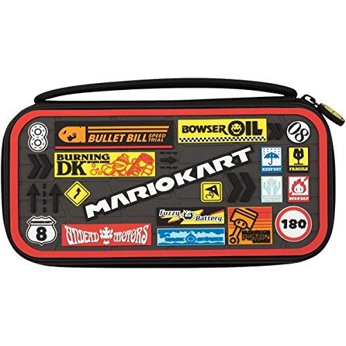 Sacoche de transport Deluxe Edition Mario Kart pour Nintendo Switch