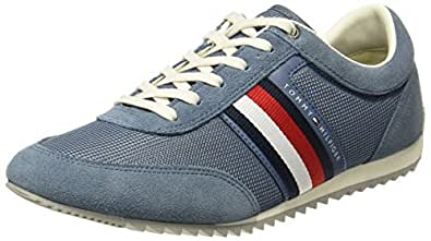 Tommy Hilfiger Men's Jeans Sneakers - 10 UK/India (44 EU)(P8AMF134)