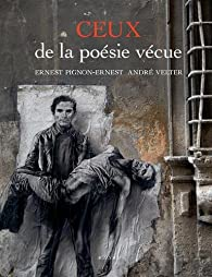 Ceux de la poésie vécue par André Velter
