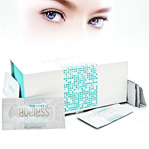 Fission USA 50 sachet jeunesse instantly ageless argireline eye cream for  eye bags puffy eyes remove Anti aging anti wrinkle face serum