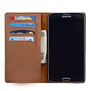 StylE ViSioN PU Leather Flip Cover For Lenovo A850