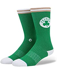 bd1e601fdde Stance - Chaussettes NBA Boston Celtics Stance Arena Jersey Vert taille - M