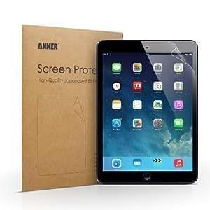 """[2-Pack] Anker Clear Schutzfolie für iPad Air 2 iPad Air iPad 5 / iPad Pro 9.7 / New iPad 9.7"""" (2017) Displayschutz Screen Protector - Klar - High Definition (HD) - Schmutzresistent - Lebenslange Garantie"""