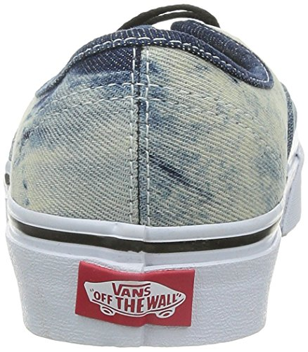 Vans Authentic, Sneaker Unisex – Adulto Blu (Denim)