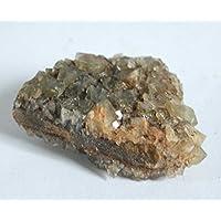Natürlicher gelb Fluorite Kristalle Matrix mit Specimen 49–5.0X 3,7Cm Gramm 10 preisvergleich bei billige-tabletten.eu