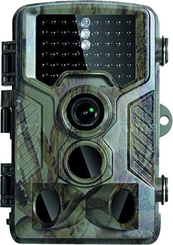 Denver WCT-8010 FullHD Wildkamera mit Bewegungssensor Display 12MP Tier Wild Überwachungskamera