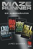 Maze Runner - 4 x Die Auserwählten: Exkusive E-Box: Im Labyrinth, In der Brandwüste, In der Todeszone, Kill Order (Die Auserwählten – Maze Runner)