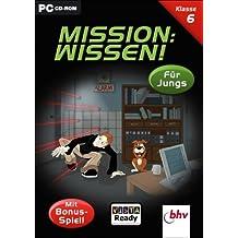 Mission: Wissen - 6. Kl. Jungen
