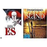 Stephen Kings ES + The Stand-Das letzte Gefecht- DVDs-SET
